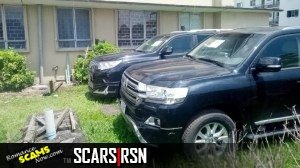 SCARS|RSN™ Scammer Gallery: Yahoo Boy's Cars Seized By The EFCC Nigeria 53