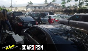 SCARS™ Scammer Gallery: Yahoo Boy's Cars Seized By The EFCC Nigeria 25