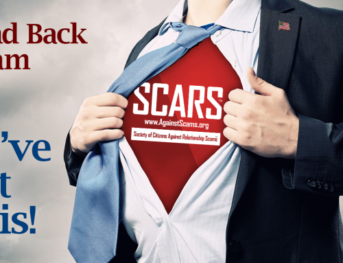 We've Got This – SCARS|RSN™ Anti-Scam Poster