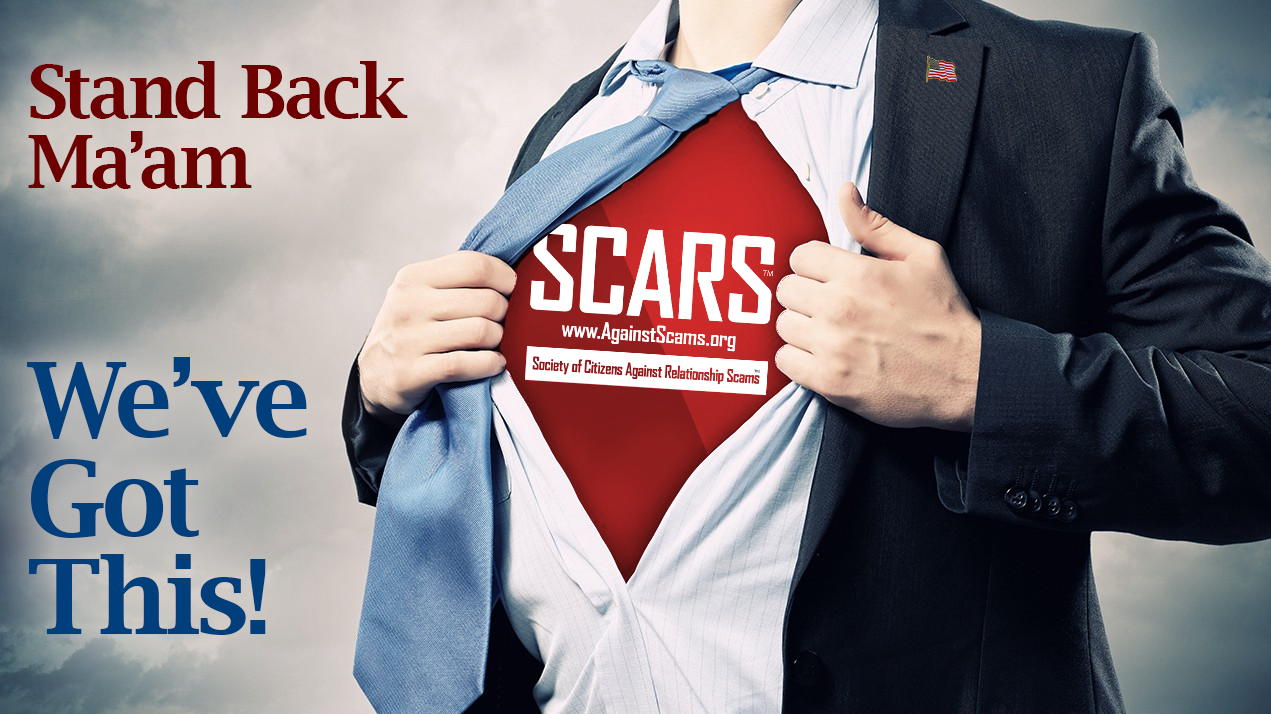 We've Got This - SCARS™ Anti-Scam Poster 1
