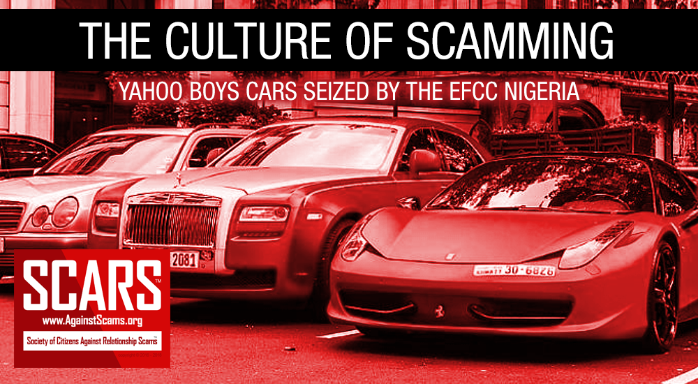 SCARS|RSN™ Scammer Gallery: Yahoo Boy's Cars Seized By The EFCC Nigeria 2