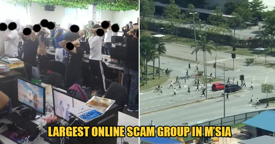 SCARS™ Scam News: Malaysia Arrests More Than 1,000 Online Scammers! 8