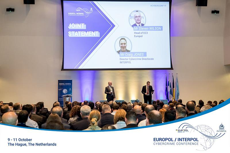 Europol-INTERPOL Cybercrime Conference examined latest cyber threats, trends and strategies