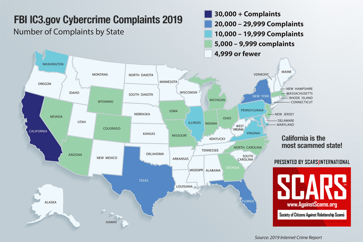2019 Internet Crime Report Released Data Reflects an Evolving Threat and the Importance of Reporting