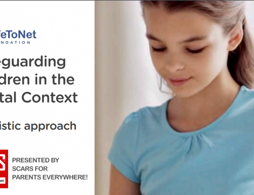 From SafeToNet Foundation: Safeguarding Children in the Digital Context