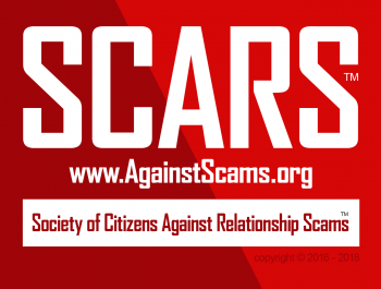 SCARS™ CAUTION: Fake Surveys Of Scam Victims 7