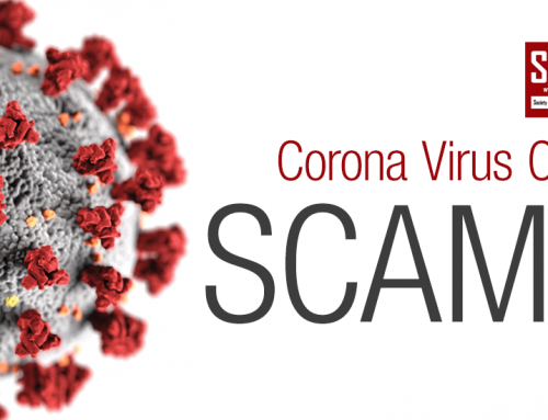 SCARS™ WARNING: Corona Virus / COVID-19 Crisis & Emergency Scams