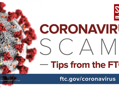 SCARS™ Insight: Avoid Coronavirus Scams