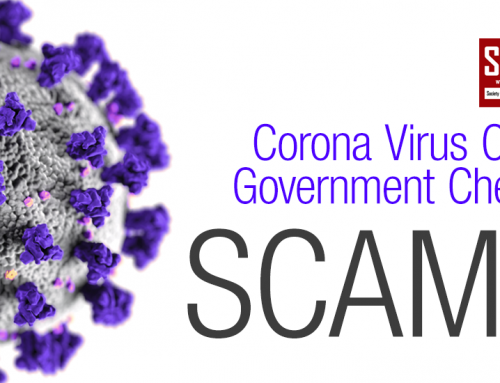 SCARS™ ALERT: Checks From The Government – Scams