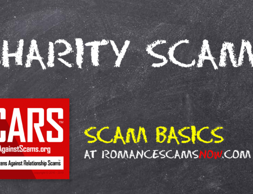 SCARS™ Special Report: Charity Fraud