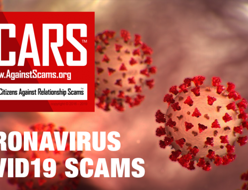 SCARS™ Special Report: COVID19 Coronavirus Scam Costs U.K. Victims Nearly £1,000,000 In One Month – Not To Mention The Impact Worldwide