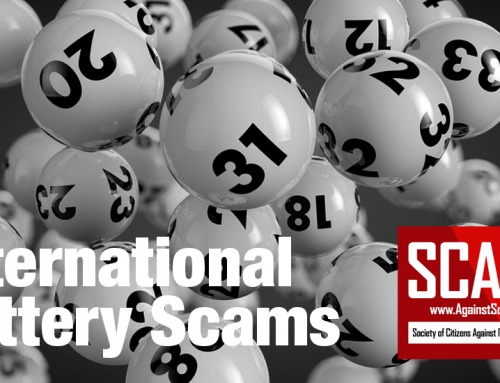SCARS™ Special Report: International Lottery Scams