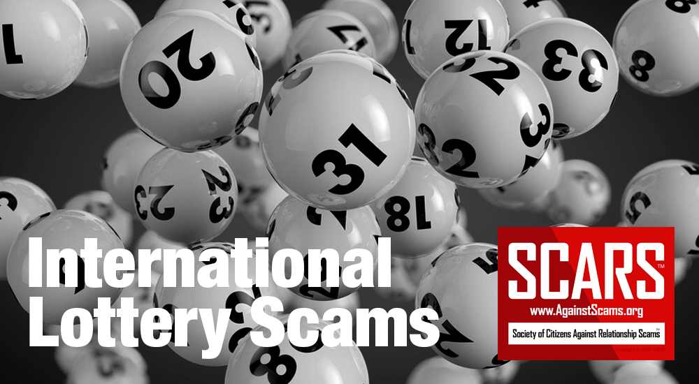 SCARS™ Special Report: International Lottery Scams 1