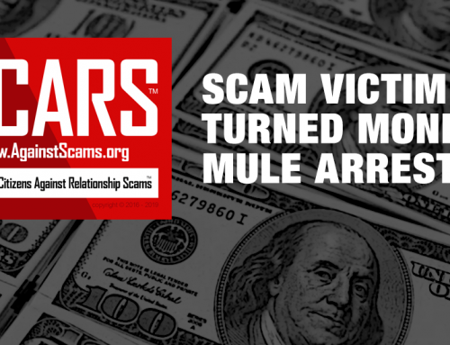 Breaking News: Scam Victim Turned Into Money Mule Arrested In West Virginia