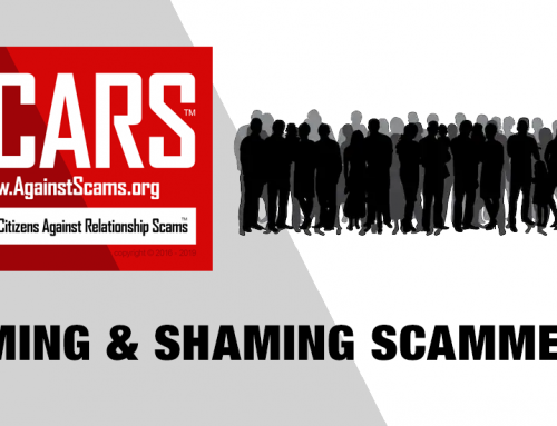 SCARS™ Insights: Naming & Shaming Scammers!