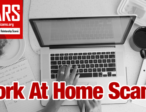 SCARS™ Special Report: Work-at-Home Businesses Scams