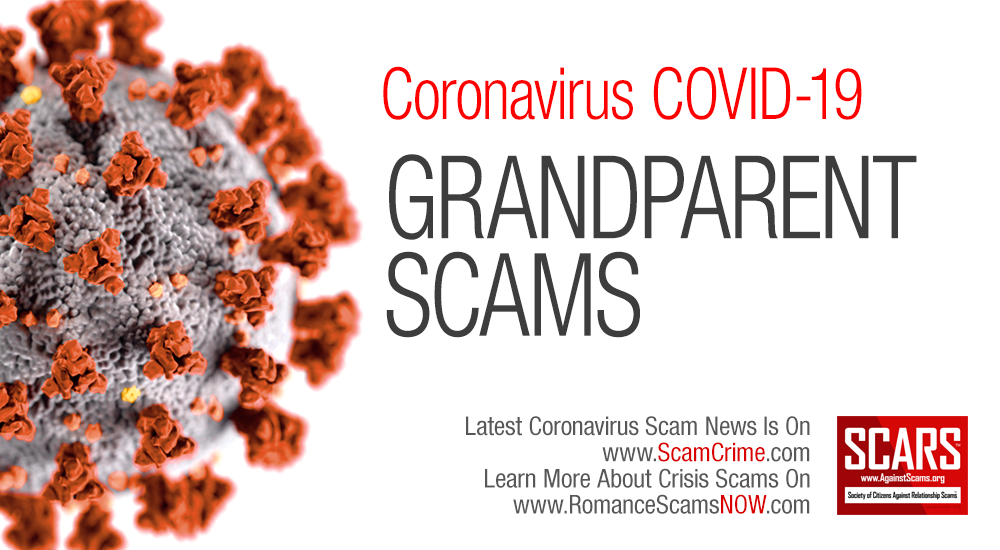 SCARS™ Insight: Coronavirus Grandparent Scams 1