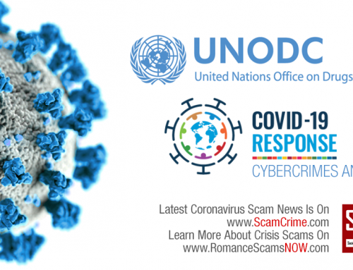 SCARS™ Special Report: UNODC Cybercrime And COVID19 Risks and Responses