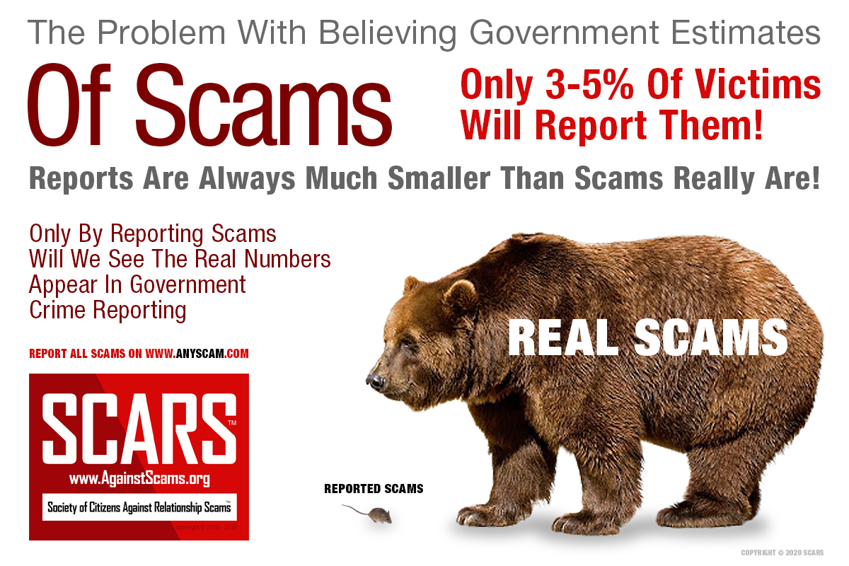 SCARS™ Special Report: U.S. FBI Reported Cybercrimes Passes 5 Million 6