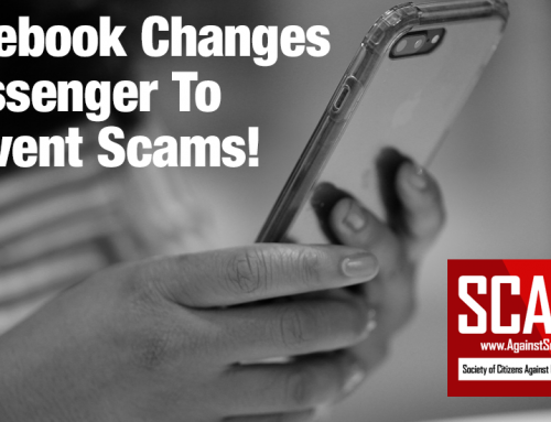 Social Media News: Facebook Changes Messenger To Prevent Scams