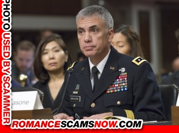 General Paul Nakasone - Do You Know Him? Another Stolen Face / Stolen Identity 16