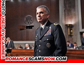General Paul Nakasone - Do You Know Him? Another Stolen Face / Stolen Identity 11