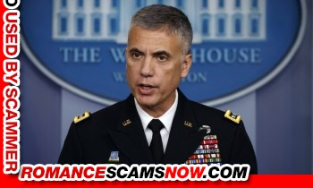 General Paul Nakasone - Do You Know Him? Another Stolen Face / Stolen Identity 10