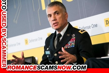 General Paul Nakasone - Do You Know Him? Another Stolen Face / Stolen Identity 17