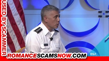 General Paul Nakasone - Do You Know Him? Another Stolen Face / Stolen Identity 8