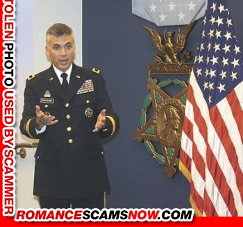 General Paul Nakasone - Do You Know Him? Another Stolen Face / Stolen Identity 24