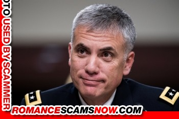 General Paul Nakasone - Do You Know Him? Another Stolen Face / Stolen Identity 7