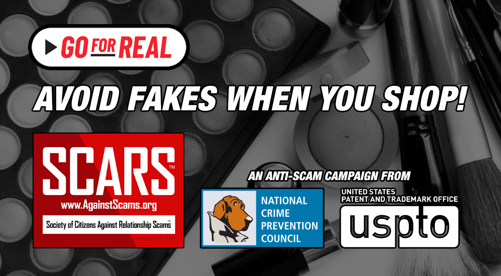 SCARS™ Crime Prevention Campaign: Avoid Fakes! 2