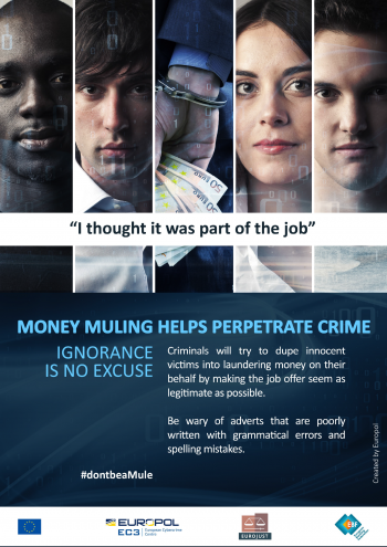 SCARS™ Special Report: Criminal Crack Down On Money Mules Worldwide 11