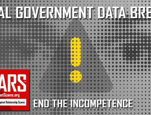 SCARS™ Commentary: Stop Local Government Data Incompetence