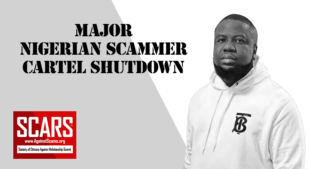 SCARS™ Scam News: Major Nigerian Scammer Cartel Shutdown In Dubai [UPDATED] 5
