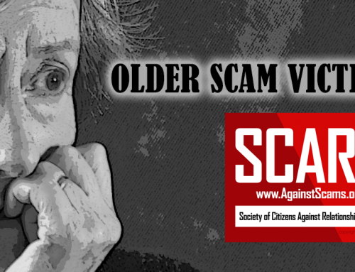 SCARS™ Insight: Helping & Evaluating Older Scam Victims