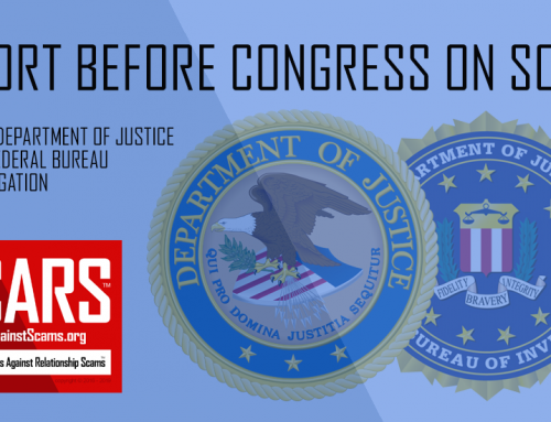 SCARS™ Special Report: FBI Report To The U.S. Congress On Scams