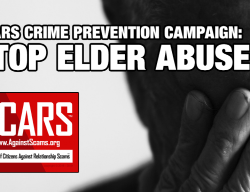 SCARS™ Crime Prevention Campaign: Stop Elder Abuse!