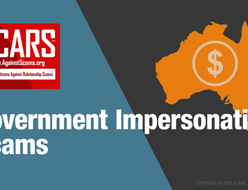 SCARS™ Insight: Australia Reports Government Impersonation Scams On The Rise