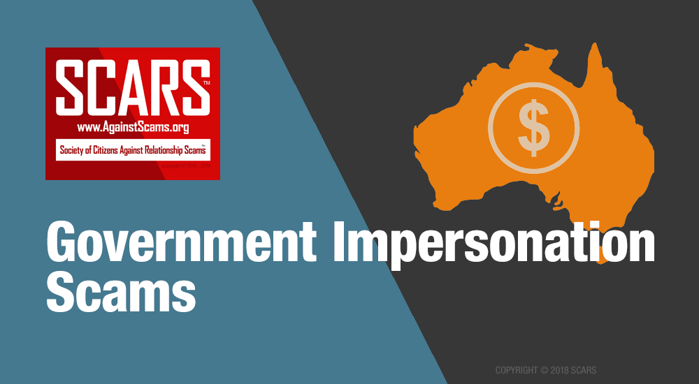 SCARS™ Insight: Australia Reports Government Impersonation Scams On The Rise 12
