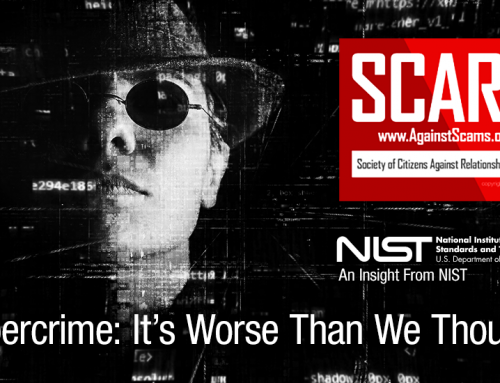 SCARS™ Insight: Cybercrime – It's Worse Than We Thought – 2020