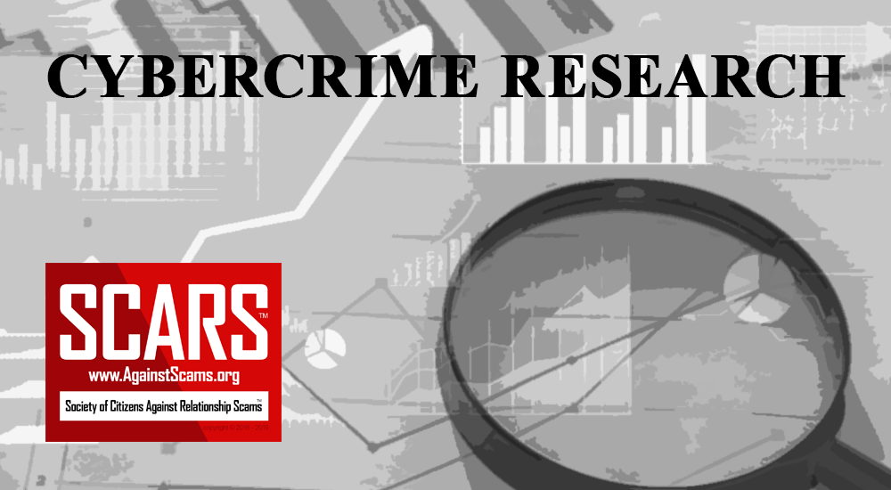 SCARS™ Research:  Socio-Economic Theory of Nigerian Cybercriminals 5