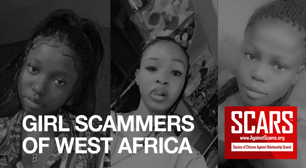 SCARS™ Insight: The Young Nigerian & West African Women Scammers 1