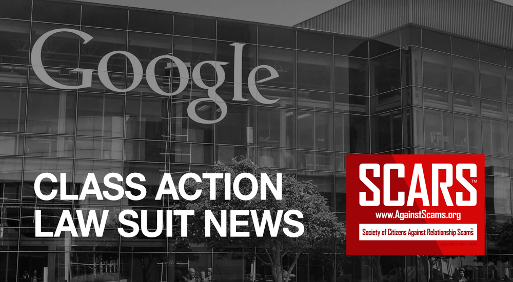 SCARS™ Legal Alert: Class Action Settlement On Google Plus 6