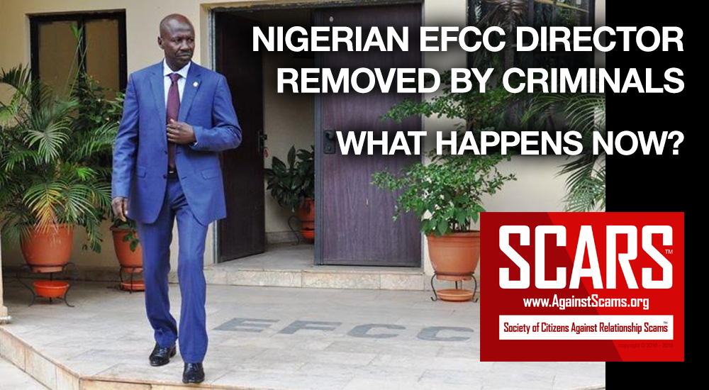 SCARS™ Special Report: Nigerian EFCC Collapses Without Director Magu!? 4