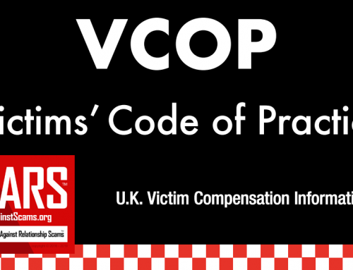 SCARS™ Support: U.K. Victims Compensation