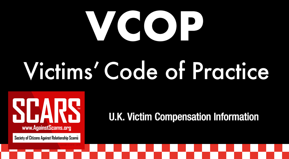 SCARS™ Support: U.K. Victims Compensation 4