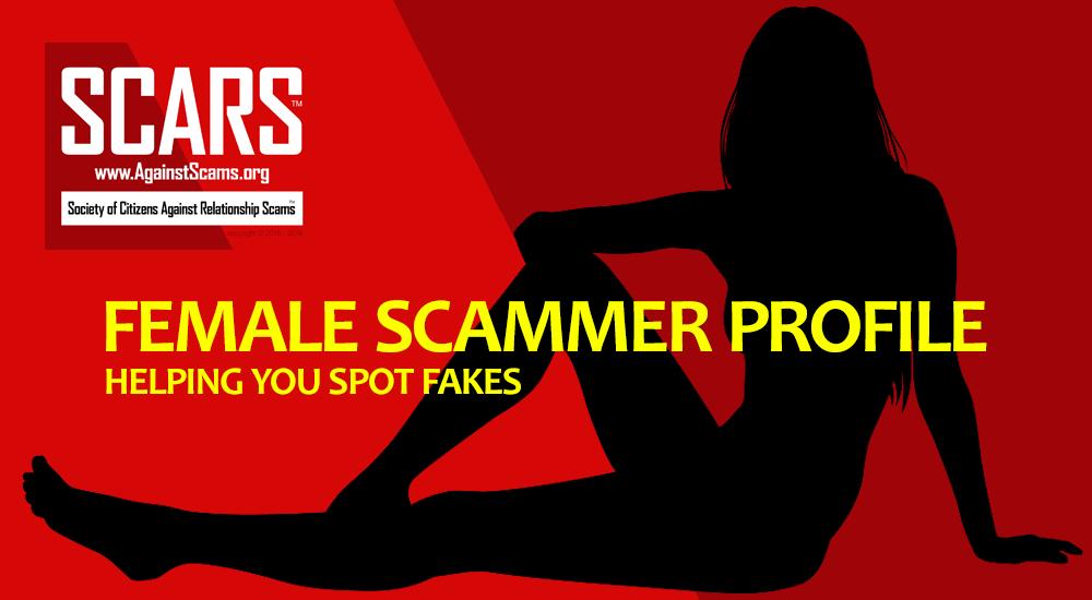 female-scammer-profile