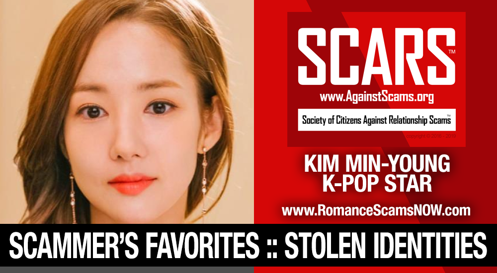 Kim-Min-Young - Romance Scams - Impersonation Gallery