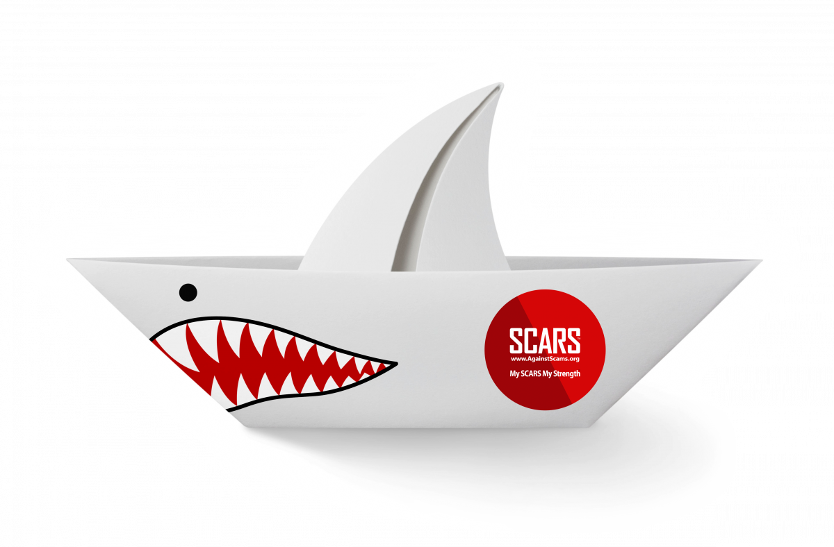 SCARS - Taking A Bite Out Of Scams